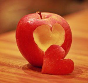 Siamo una mela intera!