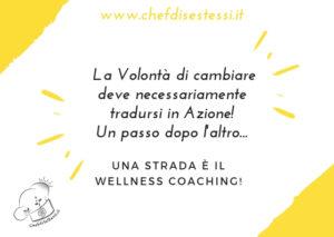 Wellness Coaching per superare la paura del cambiamento
